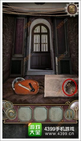 城堡密室逃亡第97关攻略