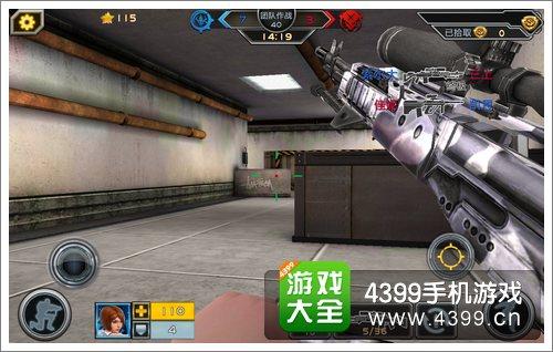 全民枪战2(枪友嘉年华)M14EBR
