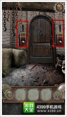 城堡密室逃亡106关攻略