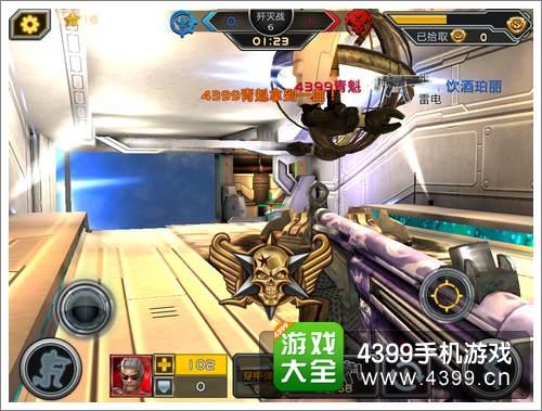 全民枪战2(枪友嘉年华)雷电MP5N