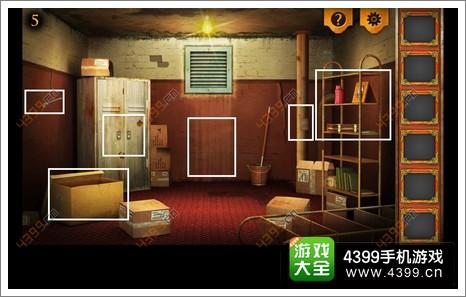 三重空间公寓大冒险第5关攻略