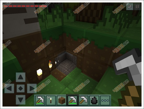 minecraftpe挖矿