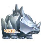 口袋妖怪3D铁甲犀牛图鉴