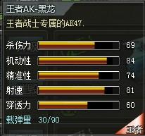 4399创世兵魂王者AK-黑龙
