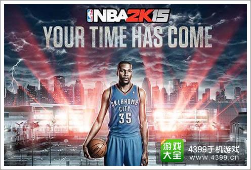 NBA2K15IOS版封面
