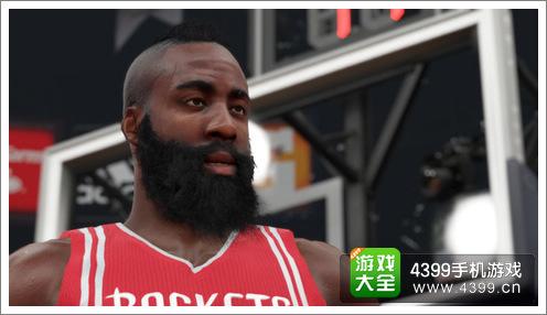 NBA2K15IOS版截图