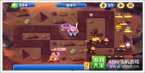 天天来塔防三种游戏模式