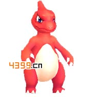 口袋妖怪3D火恐龙
