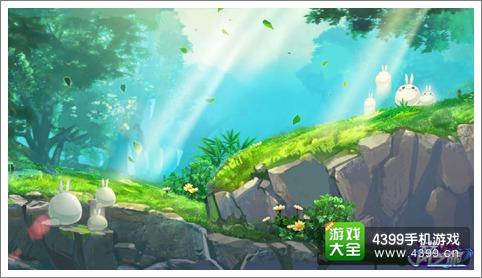 天天风之旅游戏场景介绍