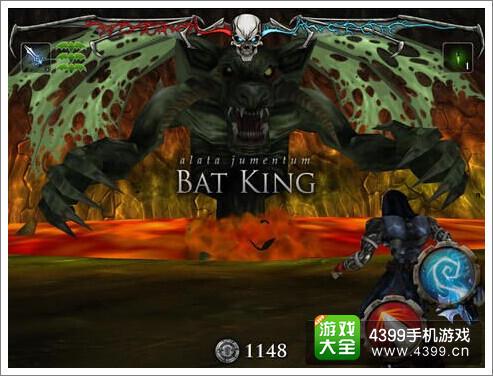 国王万岁死亡蝙蝠