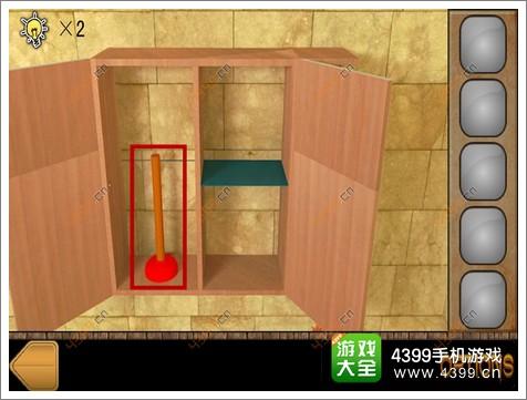 密室逃脱金字塔之谜第2关攻略