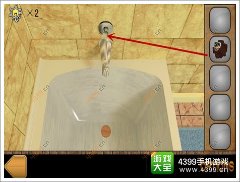 密室逃脱金字塔之谜第2关通关攻略