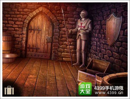 中世纪城堡逃生第二关