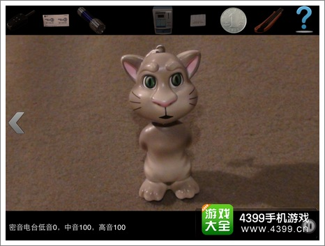 车内逃脱3图文攻略详解3 可爱的汤姆猫