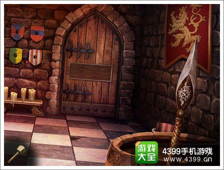 中世纪城堡逃生关卡4怎么过
