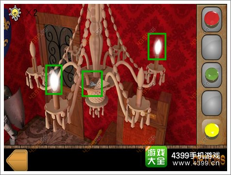 密室逃脱金字塔之谜第12关过关攻略