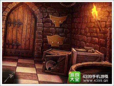 中世纪城堡逃生通关攻略