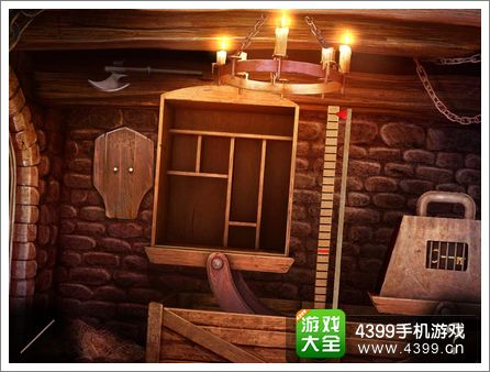 中世纪城堡逃生ROOM9