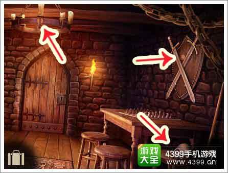 中世纪城堡逃生第十关