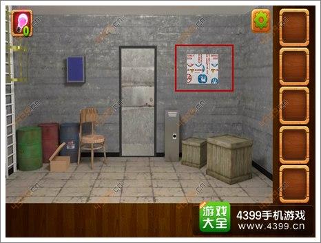 密室逃脱逃离公寓3第十六关