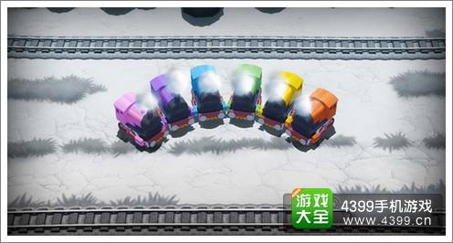 火车指挥官3
