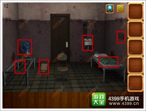 密室逃脱逃离公寓4攻略