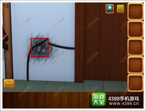 密室逃脱逃离公寓4第13关攻略