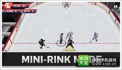 冰上曲棍球联盟手游