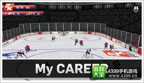 冰上曲棍球联盟下载