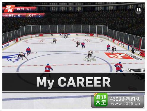 冰上曲棍球联盟2K