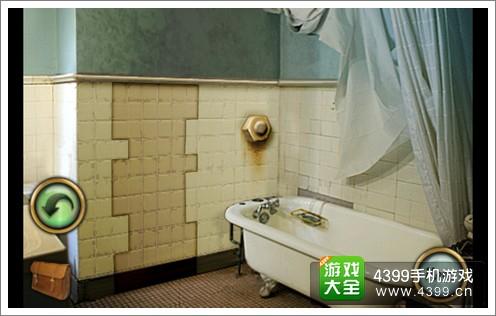 恐怖庄园的秘密浴室