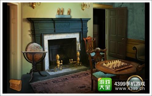 恐怖庄园的秘密客厅