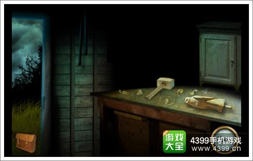 恐怖庄园的秘密小木屋