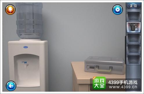 银行逃生饮水机