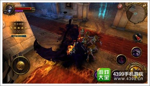 暗黑地下城骑士技能使用技巧