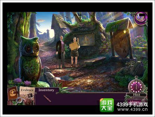 乌鸦森林之谜2:鸦林迷雾攻略