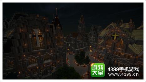 我的世界作品展示 青木镇