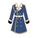 军装外套·蓝