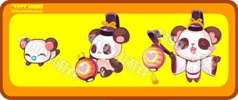 奥比岛小灯熊猫-提灯熊猫仙图鉴及获得方式