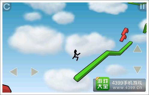 高空转向手机游戏