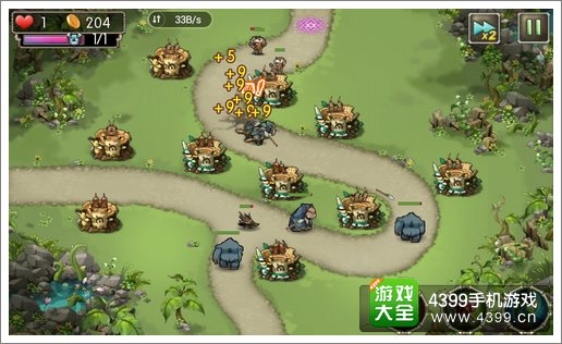 新部落守卫战猎场7-3