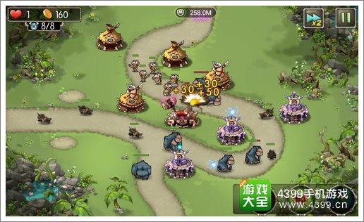 新部落守卫战猎场7-4