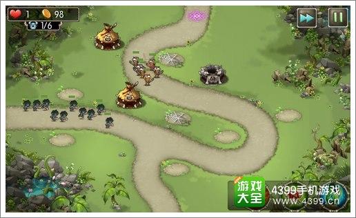 新部落守卫战猎场7-5