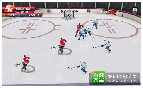 冰上曲棍球联盟安卓版下载