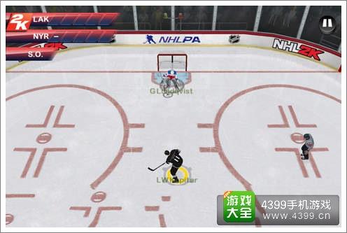 冰上曲棍球联盟