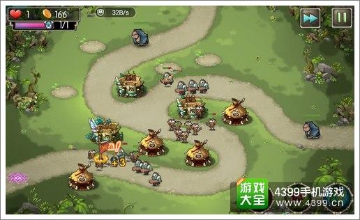 新部落守卫战猎场6-3