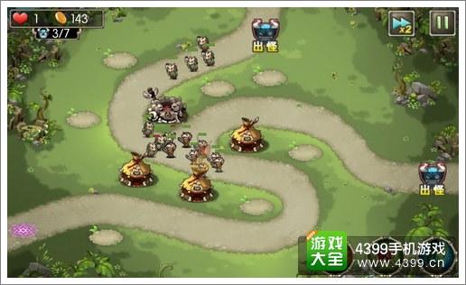 新部落守卫战猎场6-4