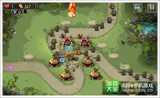 新部落守卫战猎场9-4
