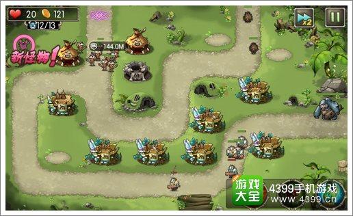 新部落守卫战猎场10-1