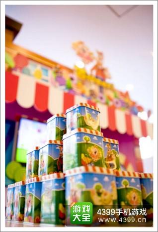 糖果传奇糖果礼盒